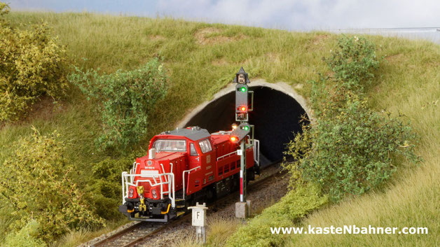 DB Signal Spur N 1:160 Bauart 69