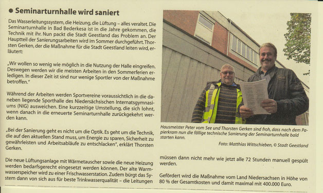 Geestland-Rundschau November 19