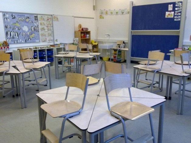 Raumkonzept Ganztagsgrundschule Fischerhuder Straße