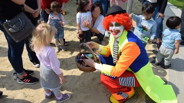 ... und ein Clown auch nicht