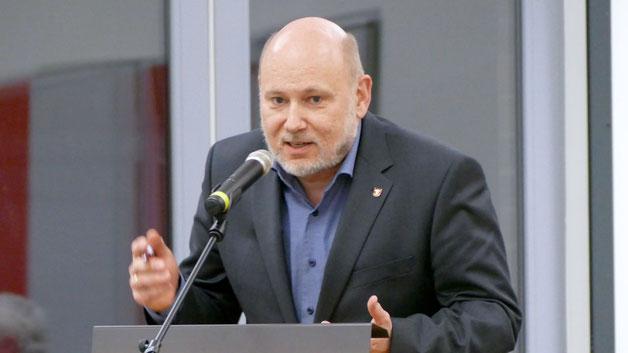 Der stellvertretende FDP-Fraktionsvorsitzende Thomas Beckmann vermisste Sparvorschläge der Verwaltung