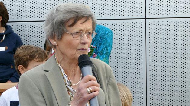 Irene Lühdorff, Leiterin der Quickborner Geschichtswerkstatt, ließ die Historie des Geländes, auf dem das Campus-Gebäude heute steht, Revue passieren. Über viele Jahrzehnte stand hier die Schokoladenfabrik, lange Zeit Quickborns größter Arbeitgeber