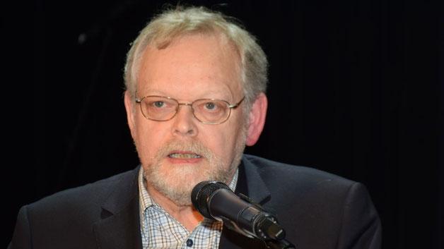 Bürgervorsteher Henning Meyn begrüßte die Gäste und erläuterte die Kriterien für die Auszeichnung der Sportler