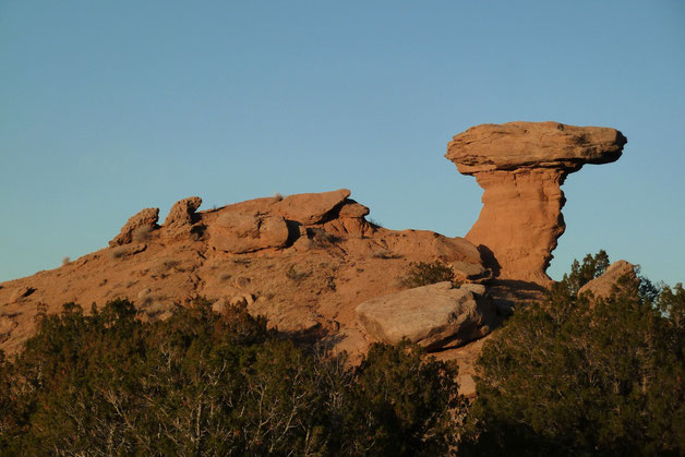 Camel Rock Monument