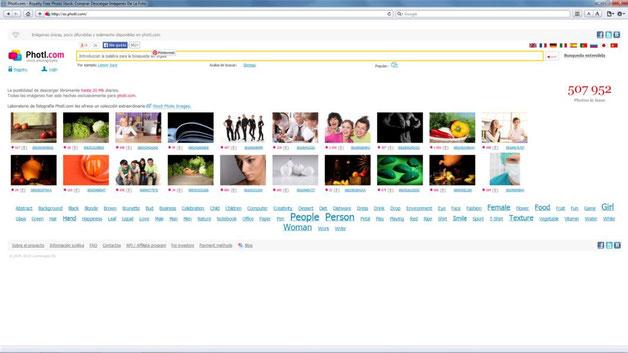 Captura de pantalla Photl