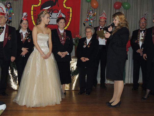 Nette Worte von Ex-Prinzessin an die neue Storchenprinzessin Stefanie I.