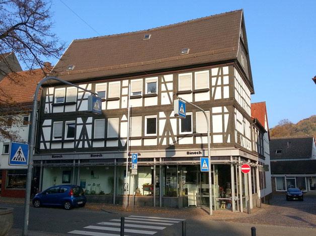 Altstadtrundgang Otterberg, ehemalige Haus Binoth