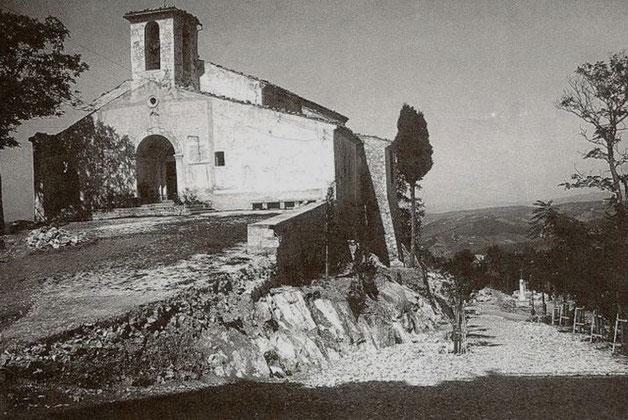 Campobasso salita al Monte Monforte
