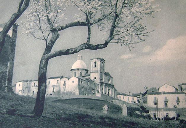 Veduta di Serracapriola