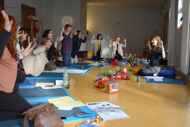 Kinderyoga Ausbildung Berlin