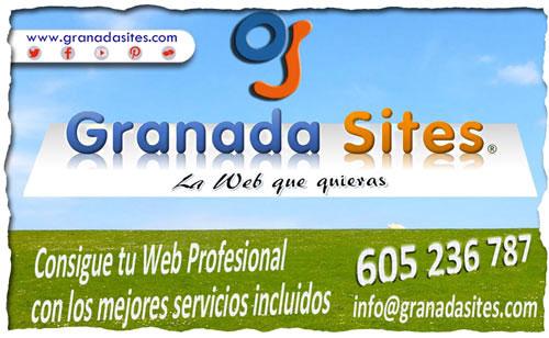 Diseño Web con Granada Sites en Atarfe