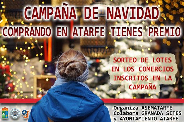 Campaña de Navidad comercios de Atarfe