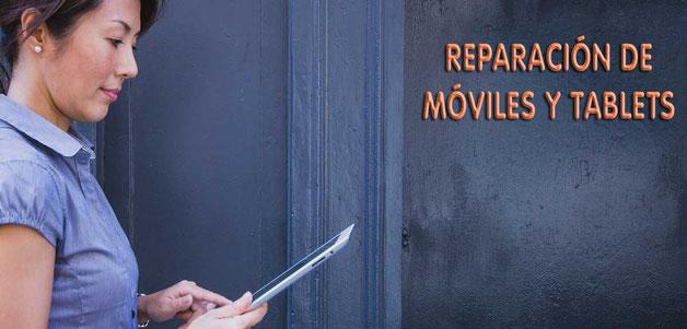 Servicio de reparación de móviles y tablets Granada Sites