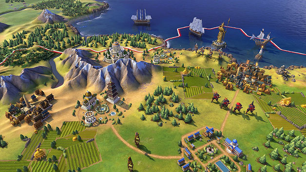 Beste Strategiespiele: Sid Meier's Civilization 6