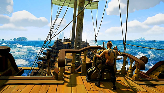 Xbox One Spiel: Sea of Thieves