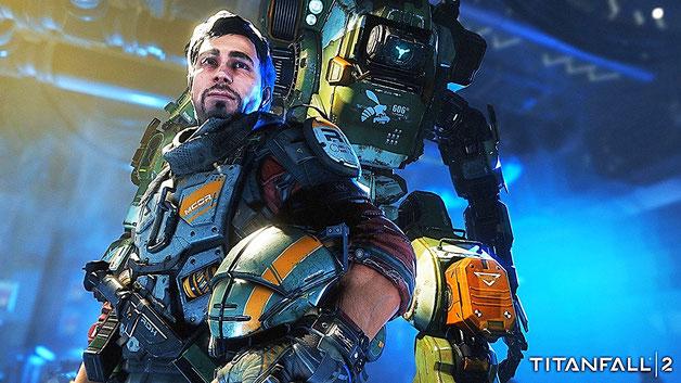 Xbox One Spiel: Titanfall 2