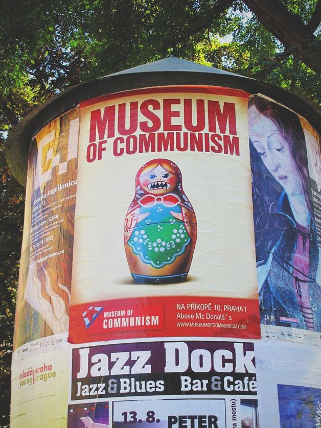 bigousteppes prague affiche république tchèque