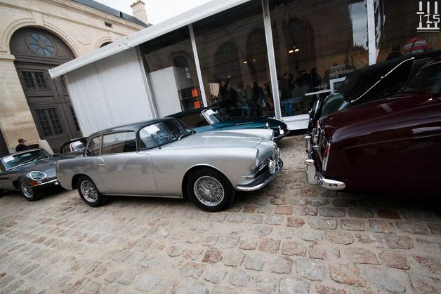 Alfa Romeo 1900 C Super Sprint Coupé châssis n° AR1900C 10439