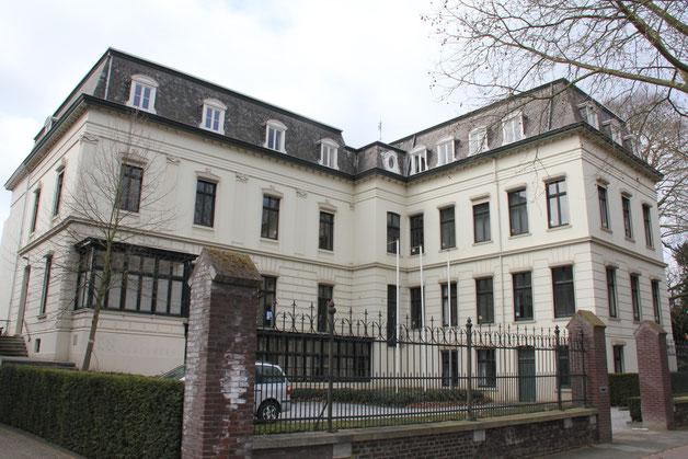 retraitehuis, voormalige villa Mallmann, Kapellerlaan Roermond, bouwhistorisch onderzoek rijksmonument