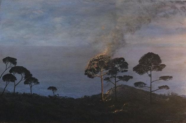 Philippe Tardy, Le premier arbre.