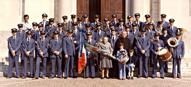 La prima divisa e bandiera - 1976