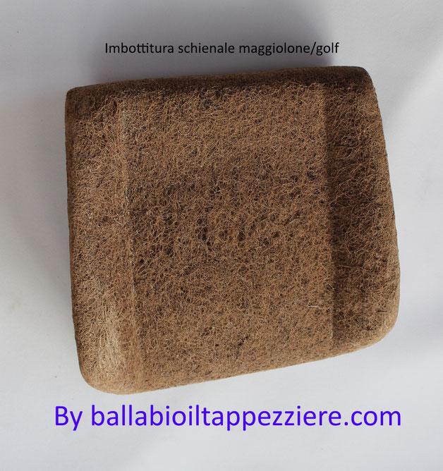 Imbottitura schienale vw maggiolone -sedili golf I SERIE By ballabioiltappezziere.com