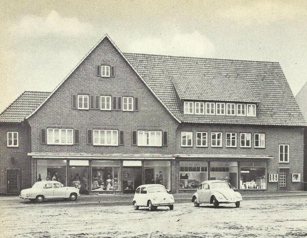 Cadenberge - Kaufhaus - Langner