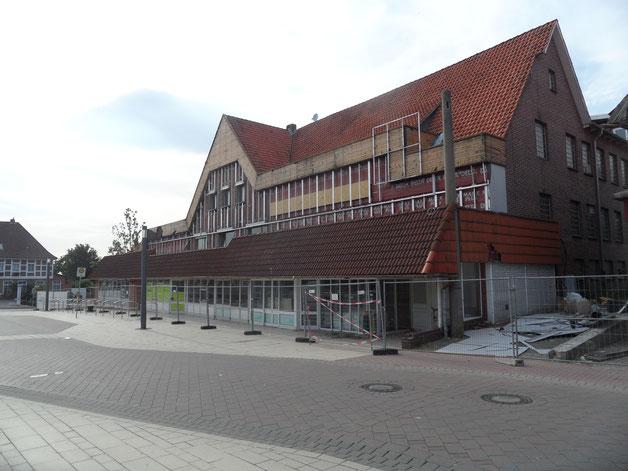 Kaufhaus - Umbau - 300718