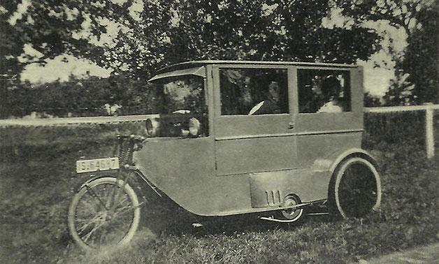 Isensee - Heimat 1930