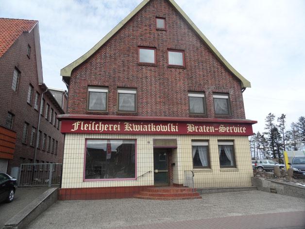 Cadenberge - Fleischerei Kwiatkowski - 020618
