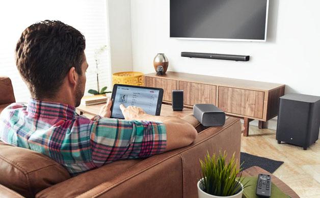 Soundbar van Top kwaliteit, van soundbar tot een echte draadloze 5.1 thuisbioscoop