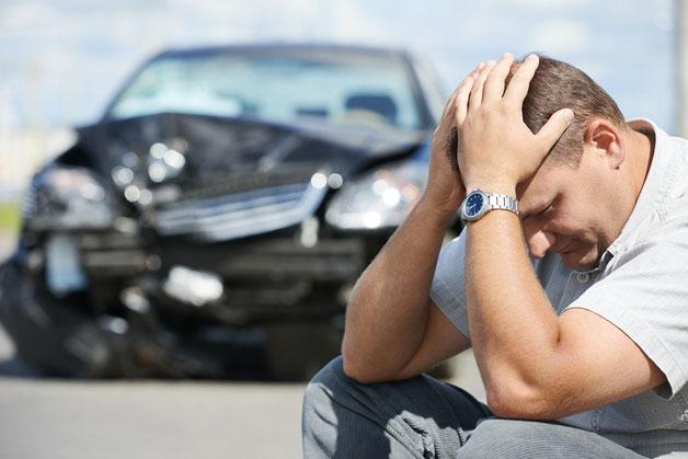 Unverschuldeter KFZ-Unfall als Geschädigter