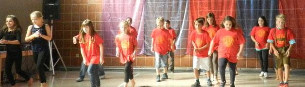 Tanz der 4a
