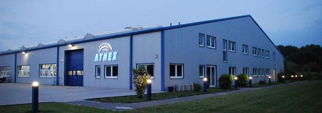 ATHEX Produktionsstandort Werl Deutschland