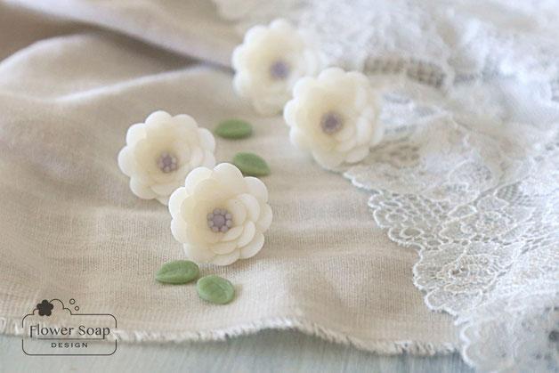 石けんの花 お花の石けん 資格取得 ディプロマ