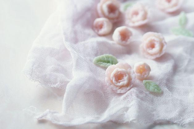 フラワーソープ 花の石鹸 資格が取れるお稽古 副業