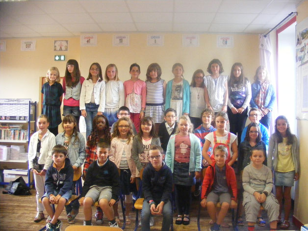 Photo du premier jour de classe