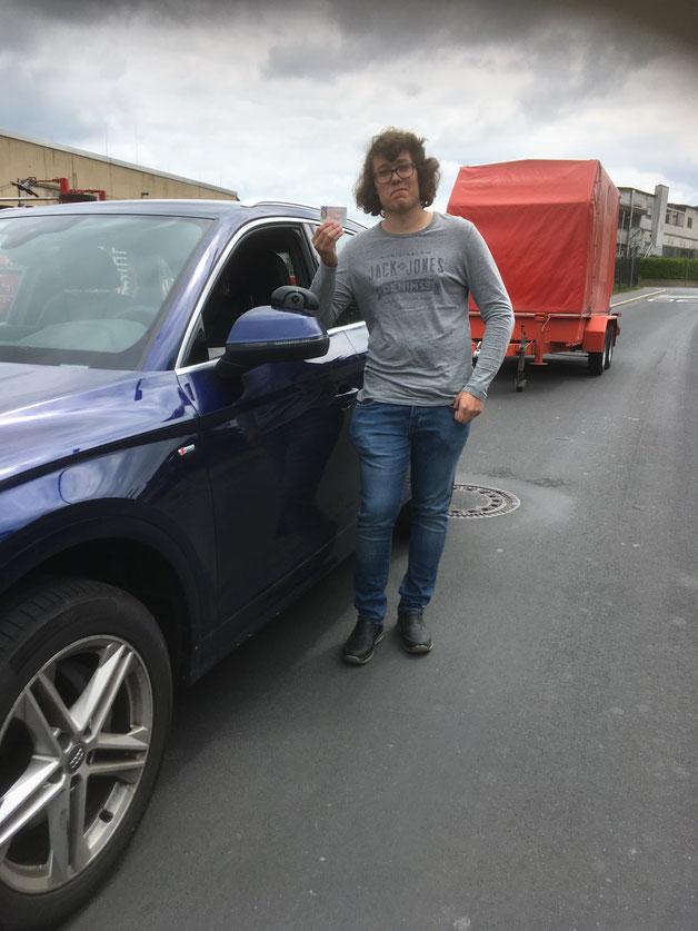 Robin Wenzel, Anhänger, 29.05.2019 Marktheidenfeld