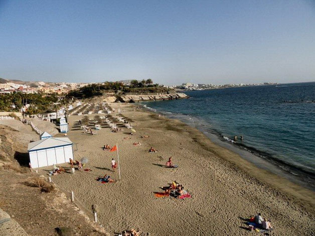 Strand Playa del Duque