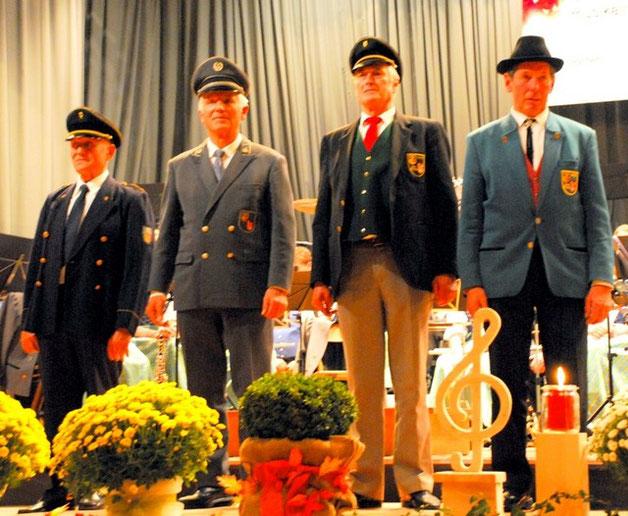 Imposant Ein Rückblick auf fast 60 jahre Uniformen in Reute-Gaisbeuren