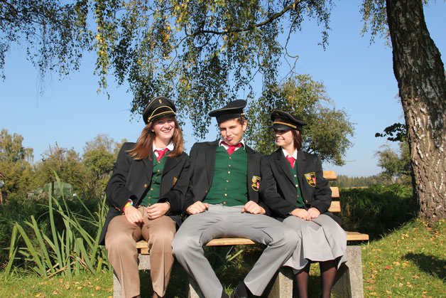 Die Uniform ab 1974