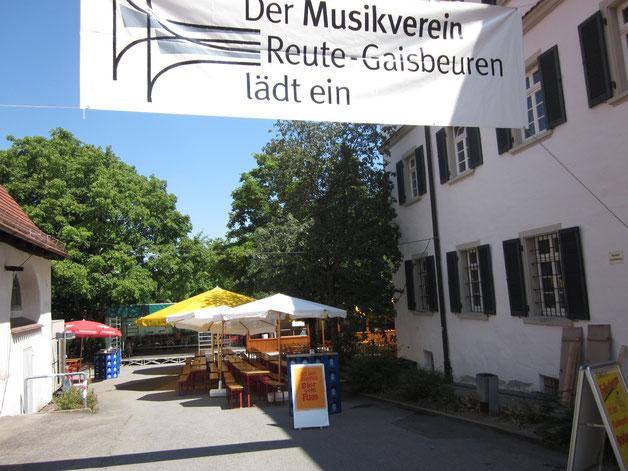 Herzlich Willkommen beim Musikverein Reute-Gaisbeuren e.V.