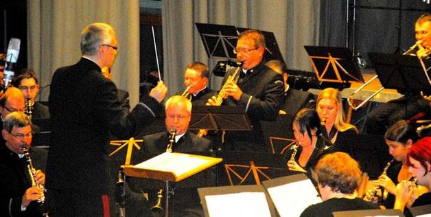 Beeindruckend schön Die bezaubernden und wundervollen Klänge der Harmoniemusik Eschen aus Liechtenstein