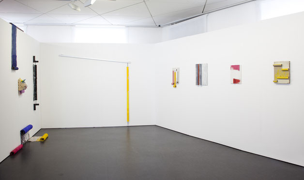 Ausstellungsansicht Künstlermesse Karlsruhe 2019