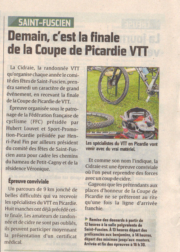 Courrier Picard 28 septembre 2012