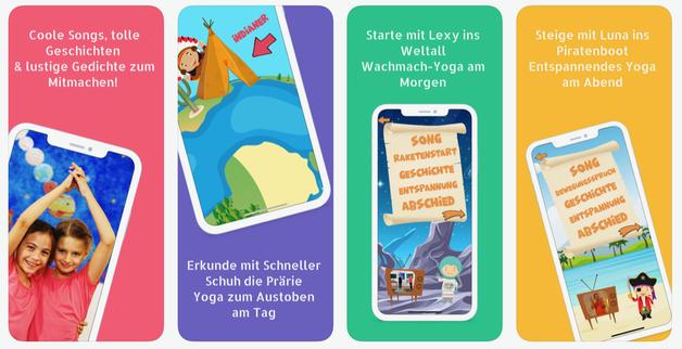 Kinderyoga Ausbildung Berlin App 5 W Verlag