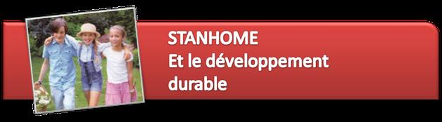 Stanhome et le développement durable