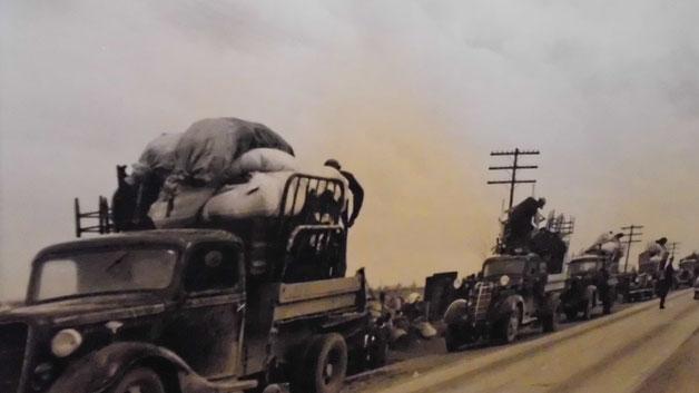 Bild: Route 66, HDW; Route 66 oder Nix, Hans-Dieter Wuttke