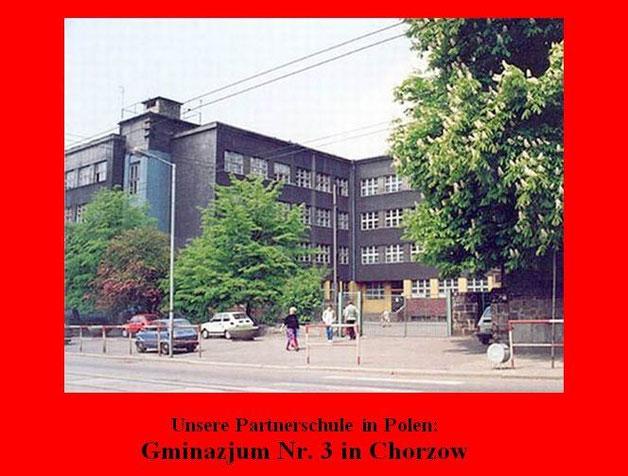 Partnerschule in Polen
