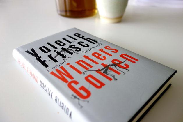 Buch Winters Garten von Valerie Fritsch